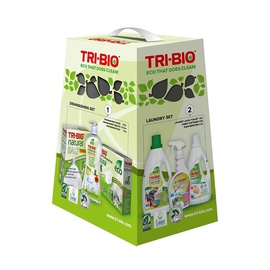 Средство для мытья посуды Tri-Bio, 0.84 л