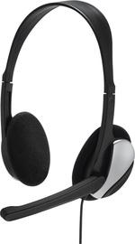 "Ausinės Hama ""Essential HS 200"" Headset Black"