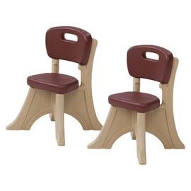 Vaikiška kėdė Step2 New Traditions Chairs (2 pc)