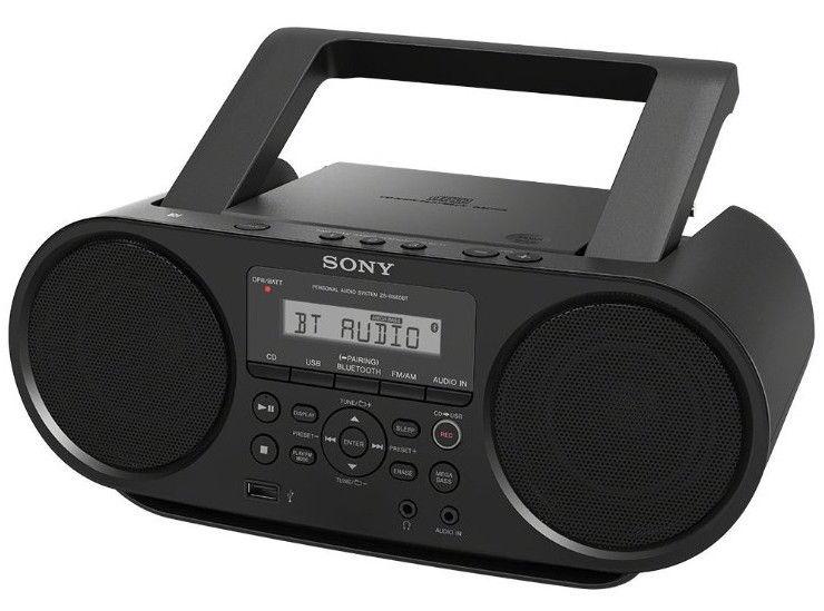Magnetoola Sony ZS-RS60BT, 4 W
