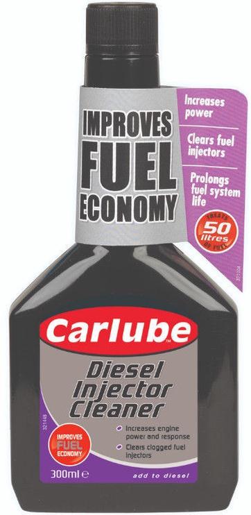 Kütuse lisatarvik Carlube Diesel Injector Cleaner 300ml