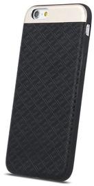 Beeyo Skin Texture Back Case For Samsung Galaxy A3 A320 Black