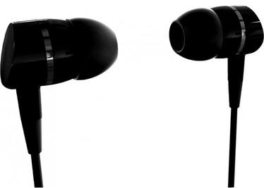 Vivanco Solidsound Stereo Earphones Black