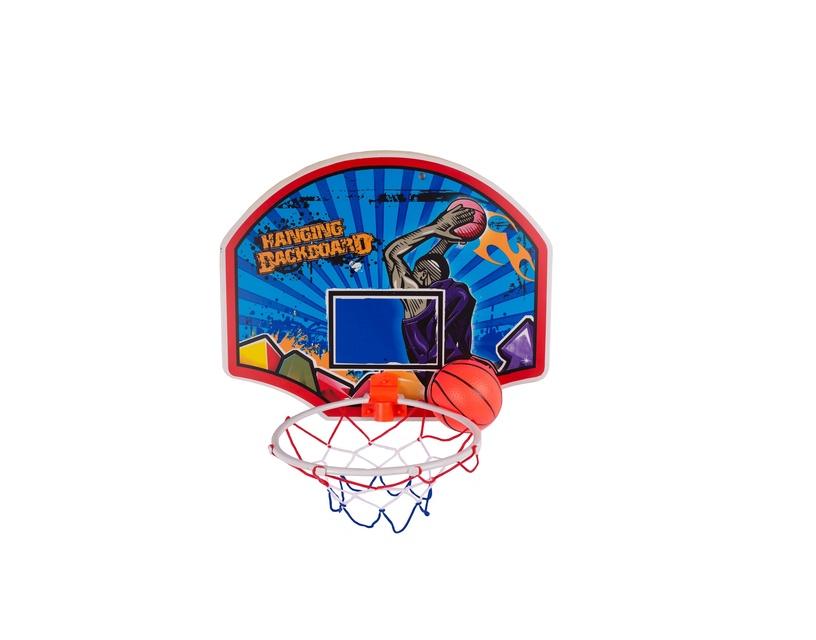 Žaislinė krepšinio lenta su kamuoliu 520062051, 3 m