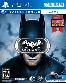 Игра для PlayStation 4 (PS4) Batman Arkham VR US Version PS VR