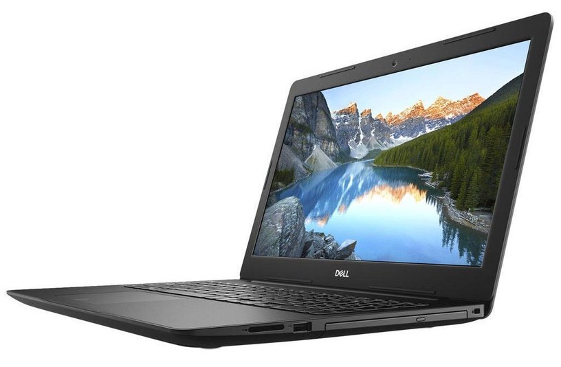 Dell Inspiron 3582 Black N5000 4/128GB W10H