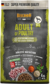 Belcando GF Adult Dog Dry Food With Poultry 4kg