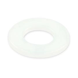 Paplāksnes DIN 125, 10 mm, 6 gb