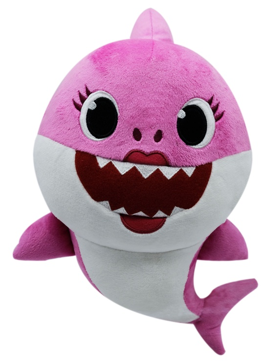 Žaislas Pinkfong Smart Baby Shark Mommy Shark 35cm