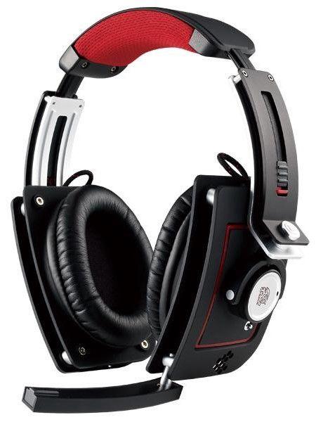 Ausinės Thermaltake eSPORTS Level 10M Headset Black