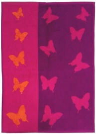 Bradley Towel 50x70cm Pink/Orange