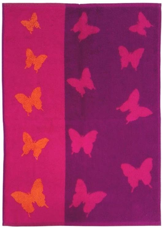 Bradley Towel 50x70cm Pink/Orange