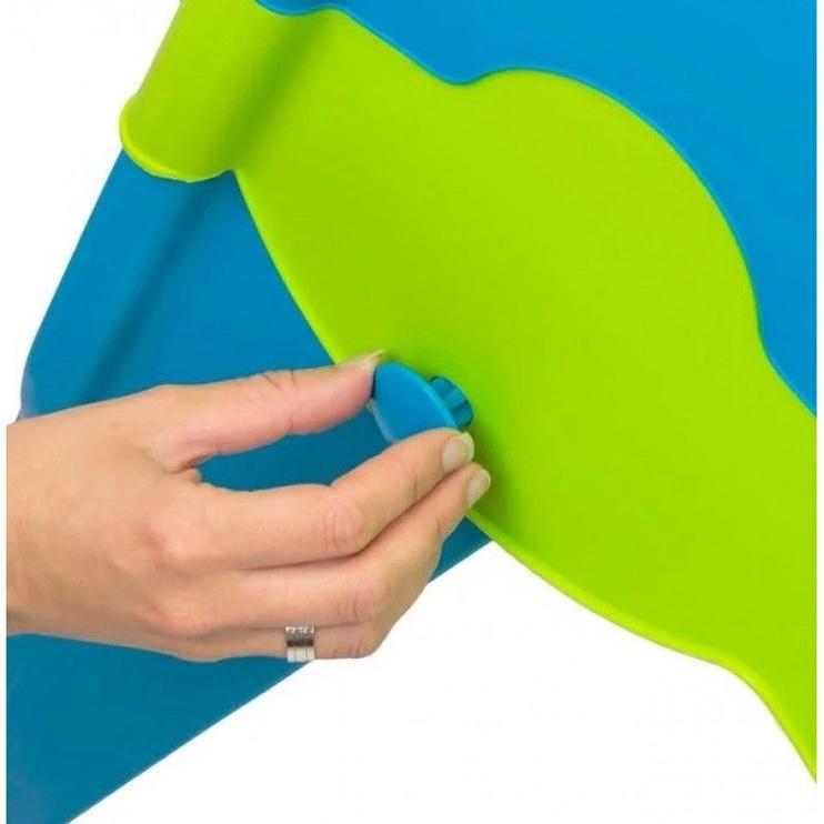Keter Boogie Slide Green/Turquoise