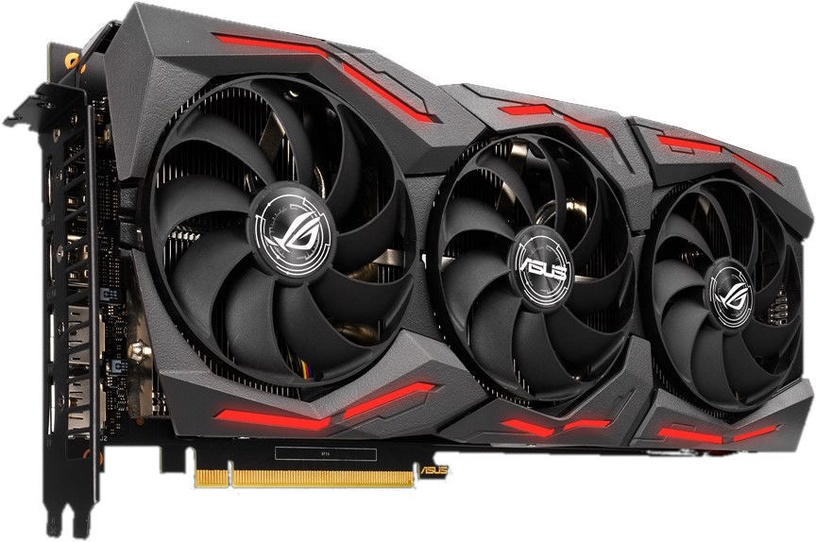 Asus ROG Strix GeForce RTX 2060 EVO 6GB GDDR6 PCIE ROG-STRIX-RTX2060-6G-EVO-GAMING