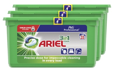 Ariel Regular Washing Capsules 3x35pcs