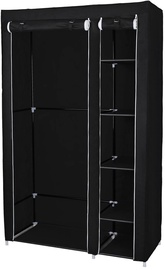 Songmics Wardrobe Black 110x175cm
