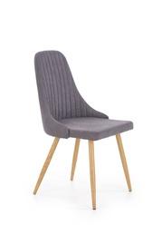 Svetainės kėdė K285, pilka