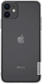 Nillkin Nature Gel Ultra Slim Back Case For Apple iPhone 11 Transparent