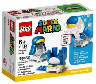 Constructor LEGO Super Mario Penguin Mario Power Up Pack 71384