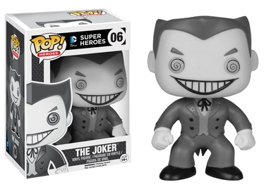 Funko Pop! Heroes The Jocker Black & White Limited Edition 06