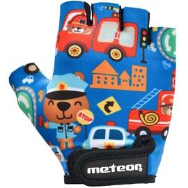 Перчатки Meteor Safe City Jr Bike Gloves For Kids XS