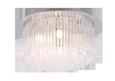 Prie lubų tvirtinamas šviestuvas NASSAU, 18089L, 6X40W, G9, D35