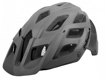Polisport E3 Helmet 55-58 Gray/Black