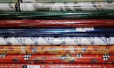 Dovanų popierius 150x70cm