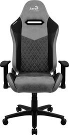 Žaidimų kėdė Aerocool DUKE AC-280 Ash Black