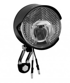 Cycletech Dinamo LED 2.4W 30LUX With Reflector