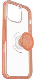 Чехол Otterbox Otter + Pop Symmetry for iPhone 13 Pro Max, прозрачный/oранжевый
