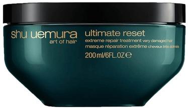 Kaukė plaukams Shu Uemura Ultimate Reset Treatment, 200 ml