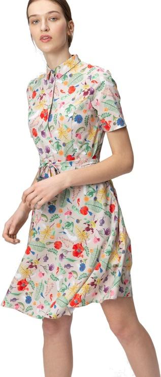 Audimas Light Woven Printed Dress Light Meadow XL