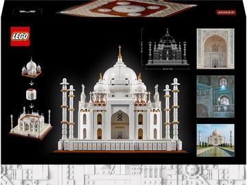 Конструктор LEGO Architecture LEGO Arhitecture Taj Mahal 21056, 2022 шт.