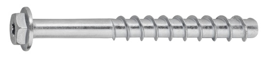 Concrete screw S-CSA HEX 8 x 80/1525 50 pcs