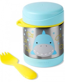 SkipHop Zoo Insulated Food Jar Shark 9I240510