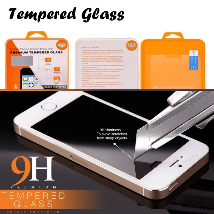 Tempered Glass Extreeme Shock Screen Protector For Lenovo Tab 3 A8-50F 8""