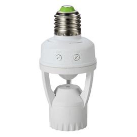 Lemputės lizdas su judesio davikliu Vagner SDH ST451B, 360°, 60 W