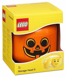LEGO Pumpkin Storage Head Small 40311729