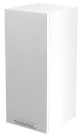 Ülemine köögikapp Halmar Vento G-30/72 White/Honey Oak, 300x300x720 mm