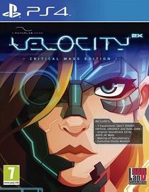 Velocity 2X: Critical Mass Edition PS4