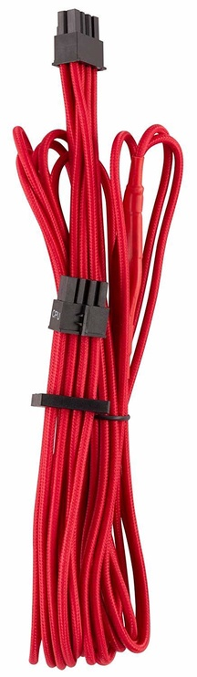 Corsair Premium Individually Sleeved PSU Cables Starter Kit Type 4 Gen 4 Red