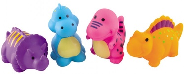 Canpol Babies Bath Toys Dinosaurs 4pcs 2/995