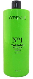 O'Revle Tamanu Rituale No1 Regenerating And Moisturing Shampoo For Sensitive Scalp 1000ml