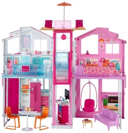 Mattel Barbie 3-Storey Townhouse Playset DLY32