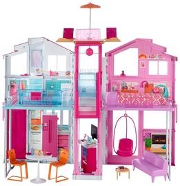 ddc5a37cf99 Mattel Barbie 3-Storey Townhouse Playset DLY32