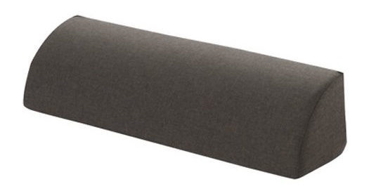 Black Red White Carbo Indiana/Malcolm Headrests Dark Brown