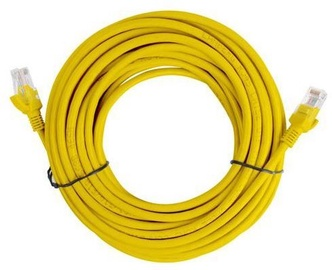 Lanberg Patch Cable FTP CAT5e 10m Yellow