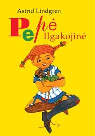 Knyga Pepė Ilgakojinė