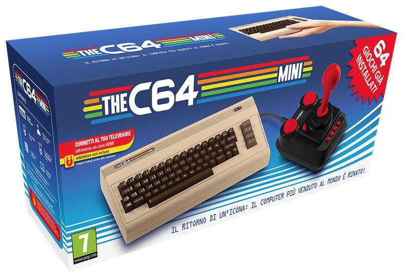 The C64 Commadore64 Mini